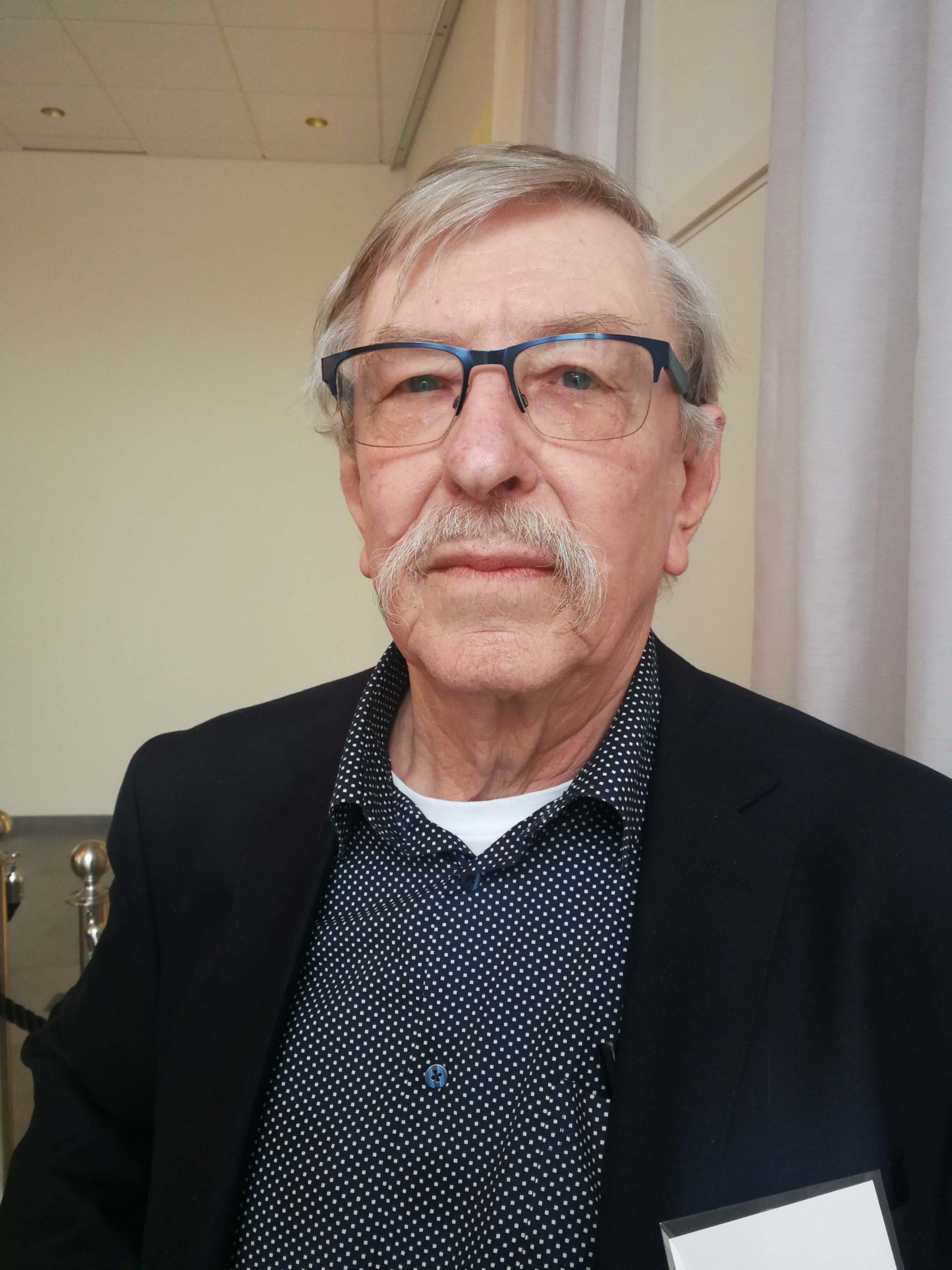 Roland von Bothmer, Professor Emeritus