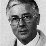 Flemming Yndgaard in a picture from 1985