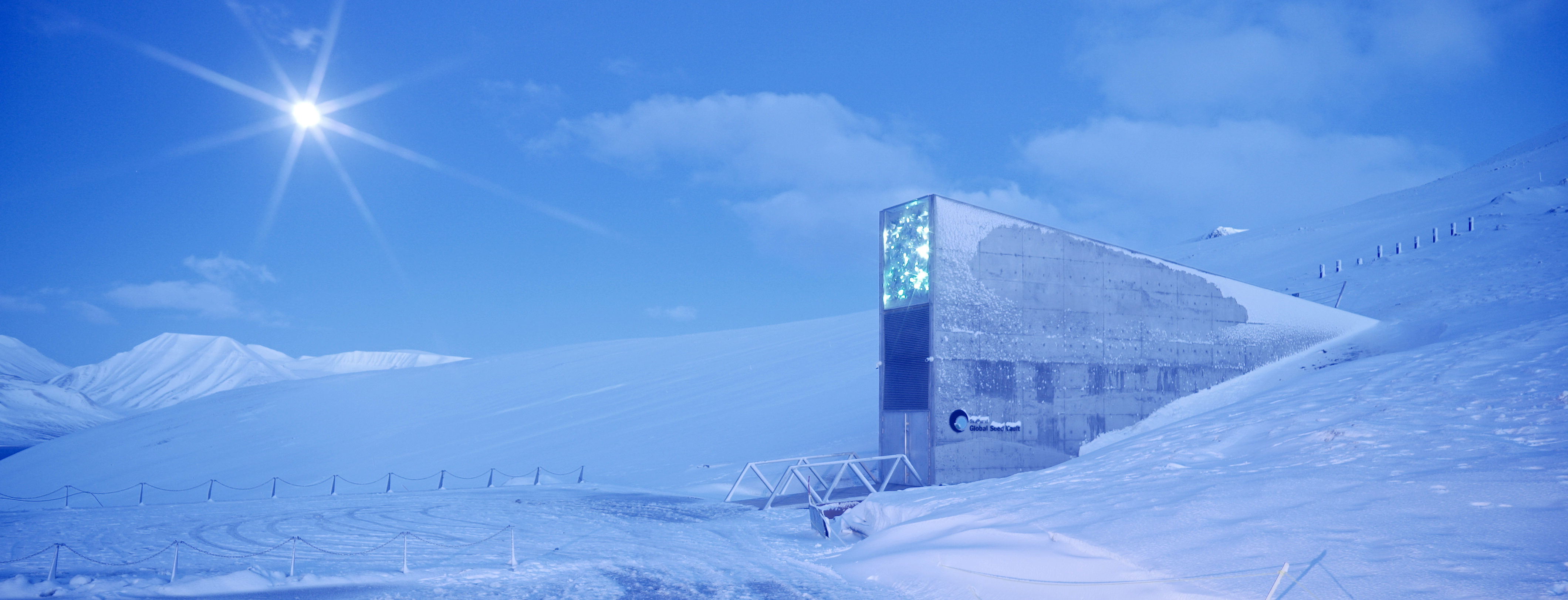 Estonia celebrated its 100 Year Anniversary with first deposit to Svalbard  Global Seed Vault - NordGen