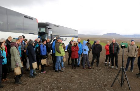 Iceland, Grazing conference