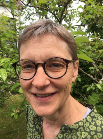 Henkilökuva Birgitte Lundista