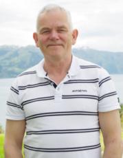Portrait of Stein Harald Hjeltnes
