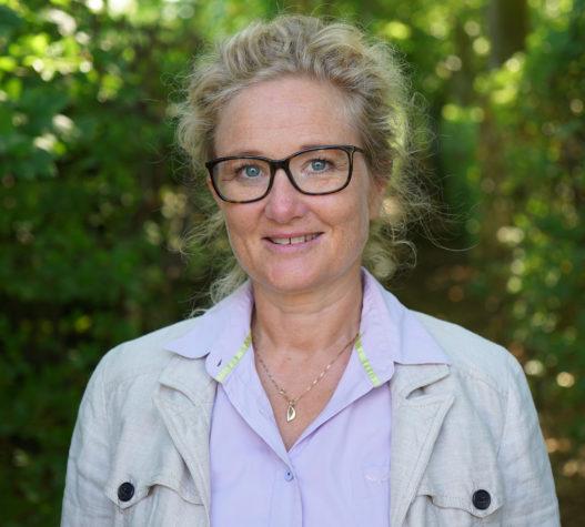 NordGenin johtaja, Lise Lykke Steffensen.