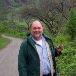 Nigel Maxted, professor i växtgenetiskt bevarande vid Birminghams universitet.