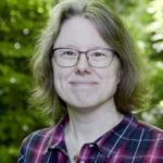 Anna Palmé, NordGens växtexpert på foderväxter och vilda kulturväxtsläktingar.