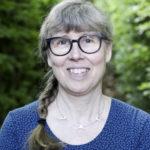 Ulrika Carlson-Nilsson, NordGens expert på baljväxter och medförfattare till artikeln.